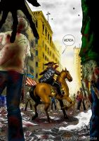 The Walking Dead Comics/Dias Passados-Days Gone By by DaniMota
