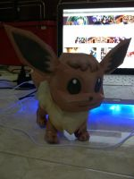 eevee by margarethere