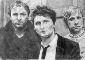 Muse Portrait by divino07
