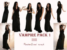 'Vampire' Stock Pack by RaeyenIrael-Stock