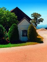 Traditional wayside chapel ensemble by patrickjobst