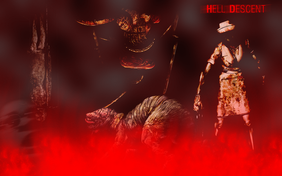Silent Hill Hell by Naroon-X