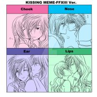 Kissing Meme-FFXIII version by Alasse-Tasartir