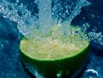 Lime Fountain by Hunter-Arkaman
