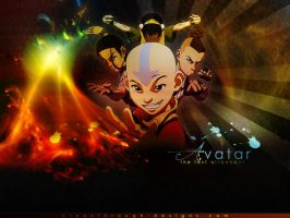 Avatar: the Last Airbender by BreakthroughDesigns