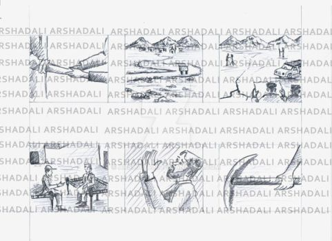 story boarding 4 by arshadali