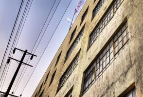 Industrial Building 01 by Dilznacka
