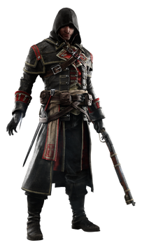 Assassin's Creed Rogue Render/Cut by OutlawNinja