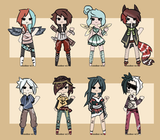 Set adopts -TAKEN- by Voodoo-Elf