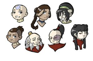 Potential Avatar Buttons 1 by panchan14
