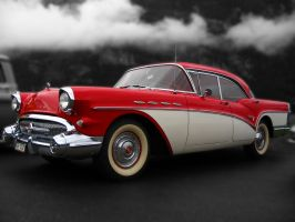 red old buick by AmericanMuscle