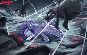 Beware of Spiders by Seanica