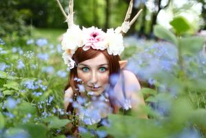 Faun Cosplay by FluttiCosplay