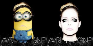 AVRIL LAVIGNE Minion Cover by OliveMargaret24