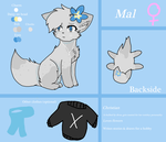 Mal Reference Sheet (#1) by RimiCosmeticz