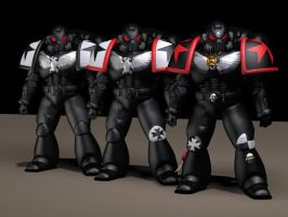 Black Templars by cArLoSCuBsTaR