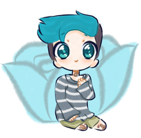 cranky ethan .:commission cheeb:. by Friskidoodle