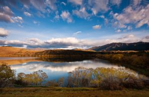 Lake Hayes by chrisgin