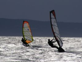 windsurfing 3 by maymared