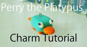 Perry the Platypus Charm Tutorial by Number1FMAfangirl