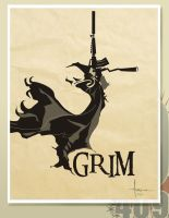 GRIM by olo409
