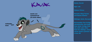 OC: Kavak by Sterling-Adopts