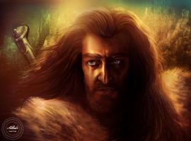 Thorin by dividedmind