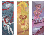 Tales Bookmarks! by JesnCin
