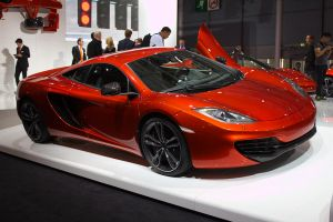 Paris 2012: McLaren MP4-12C by randomlurker