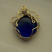 Wire pendant 46 by Kimantha333