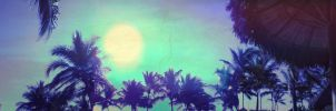 Hazy Tropics by SuperColourPhotos