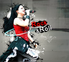 Amy Lee by salmo123455