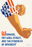 Workers Are the Strength of America by poasterchild