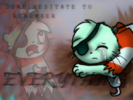 Don't hesitate to remember... by Flur-child