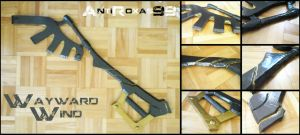Keyblade Sold - Wayward Wind by Anti-Roxas-99