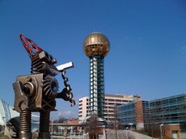 Welcom To Knoxville by Manyeyesofchaos