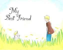 My Best Friend (Cover) by hazumi28