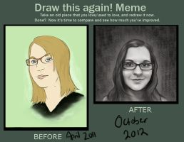 Before and after- ID by MimiTrammell