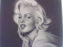my lady monroe by spanglerbling