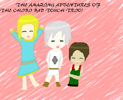 The Adventures of the Chibi! Bad touch trio! by XEPICTACOSx