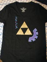 Triforce Gear/Time Gate Shirt by Sarinilli