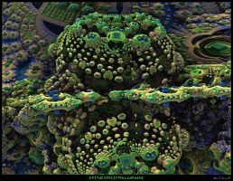 Extraterrestrial Gardens by PaulBaack