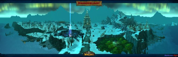 WoW - Dragonblight by mchenry