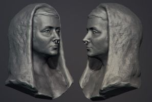 live sculpting 03 by polyphobia3d