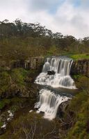 Upper Ebor Falls by DrewHopper