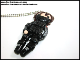 Winter Soldier by GrandmaThunderpants