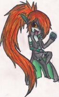 Punk Midna by MidnaCookies1425