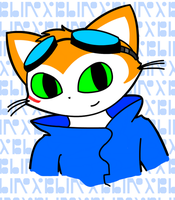Blinx by catgirl140