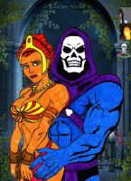 Eternia Prom Night  colab by CDL113