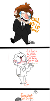 Another Silly Beatles comic. by KabouterPollewop
